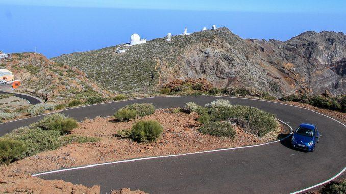 La Palma Roque de la Muchachos