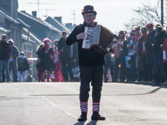 Königsdorfer Karnevalsumzug 2015