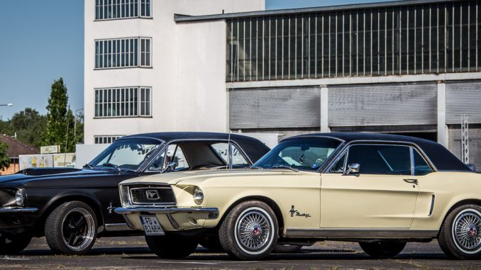 33. Mustang Convention Cologne