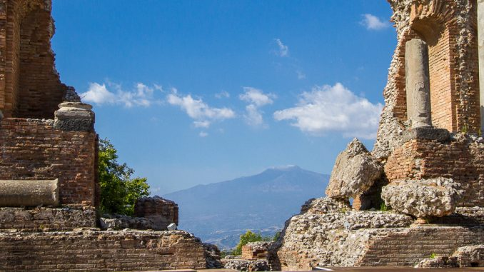 Sizilien - Taormina