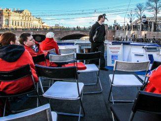 Petersburger Bootsrundfahrt