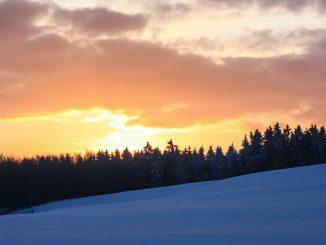 Winterimpressionen aus der Eifel