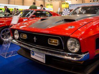 2014 Techno Classica - Ford Cars