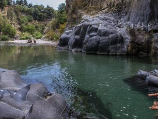 Sizilien - Alcantara Tal