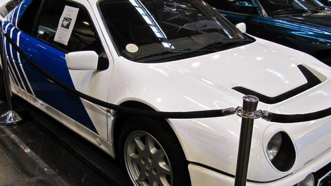 2010 Techno Classica - Ford