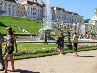 Sommerresidenz Peterhof
