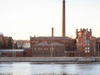 Kresty, das Petersburger Gefängnis