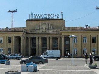 Flughafen Pulkowo