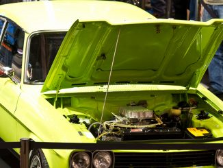 2012 Techno Classica - Ford