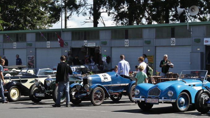 Nürburgring Vintage 2011