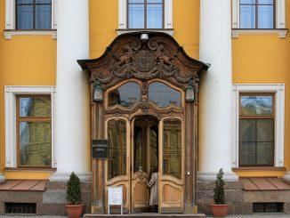 Jussupow Palais an der Moika