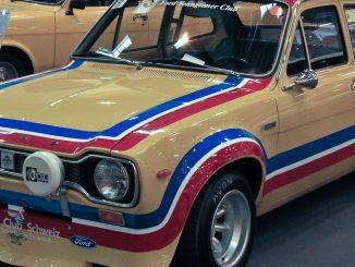 2011 Techno Classica - Ford