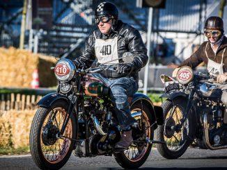 2016 Classic Days Dyck - Motorrad