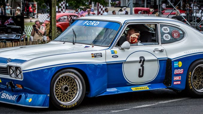 2016 Classic Days Dyck - Ford