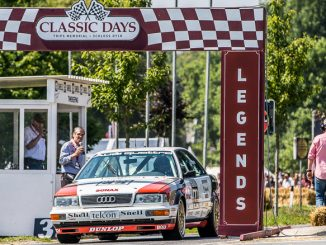 2015 Classic Days Dyck - Drive